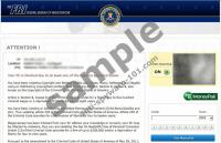 Federal Bureau Investigation Virus