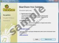 BearShare Mediabar