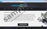 ContinueToSave Toolbar