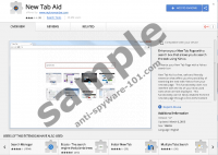 New Tab Aid plugin