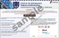 Polícia de Segurança Pública Portuguese Virus