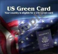 Your country is eligible for a USA green card Virus