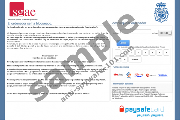 Paysafe Test
