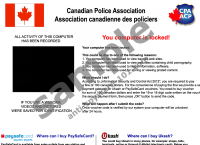 Canadian Police Association Virus