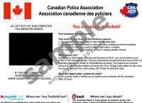 Association Canadienne des Policiers virus