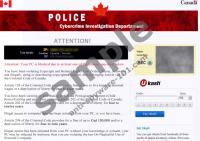 Cybercrime Virus