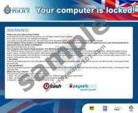 Your Computer Has Been Locked Virus