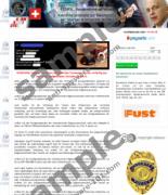 Koordinationsstelle zur bekämpfung der Internet-Kriminalität Virus