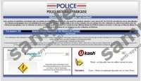 Police Nationale Francaise Virus