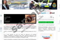 Svensk National Bureau of Investigation virus