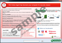 Your computer has been locked Ransomware