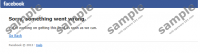 Facebook down today - 2014-06-19
