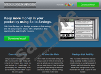 Solid Savings Coupons