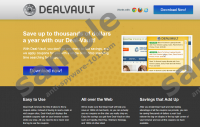Deal Vault Coupon