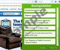 Savings Addon