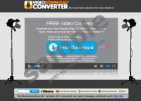 Video Download Converter Toolbar