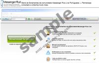 Messenger Plus Toolbar