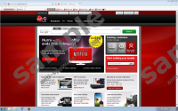 Virgin Media Toolbar