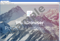 WikiBrowser