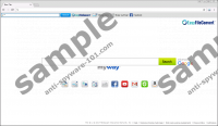 EasyFileConvert Toolbar