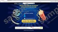 CinematicFanatic Toolbar