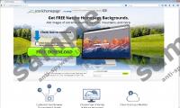 ScenicHomepage Toolbar