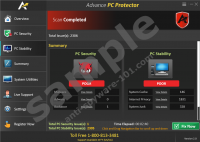 Advance PC Protector