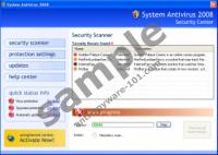 System Antivirus 2008