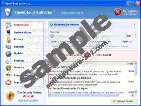 OpenCloud Antivirus