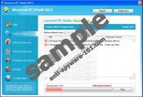 Advanced PC Shield 2012