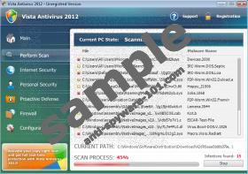 Vista Antivirus 2012