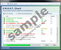 Fake Data Recovery - S.M.A.R.T Virus