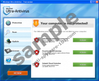 Windows Ultra Antivirus
