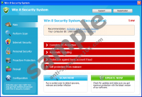 Windows 8 Security System Virus