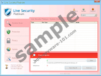 How to remove Live Security Platinum Virus?