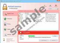AVASoft Antivirus Professional