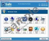Safe PC Cleaner