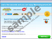 MarineAquarium Toolbar