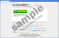 ConvertAnyFile Toolbar