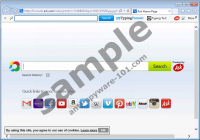 TypingFanatic Toolbar