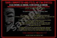 Anonpop Ransomware