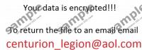 Centurion_Legion Ransomware