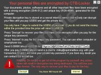 CTB-Faker Ransomware