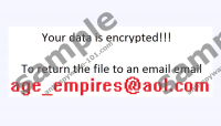 Age_empires@india.com Ransomware