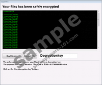 CryptoWire Ransomware
