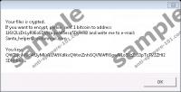 Santa_helper@protonmail.com Ransomware
