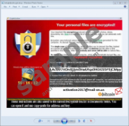Crypto1coinblocker Ransomware