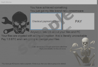 First Ransomware