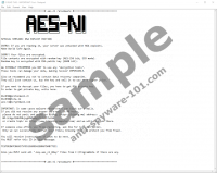 SOREBRECT Ransomware