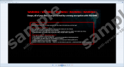 Hacked Ransomware